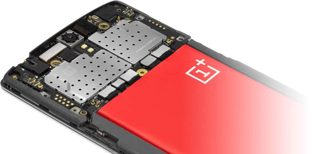 OnePlus One - design inside
