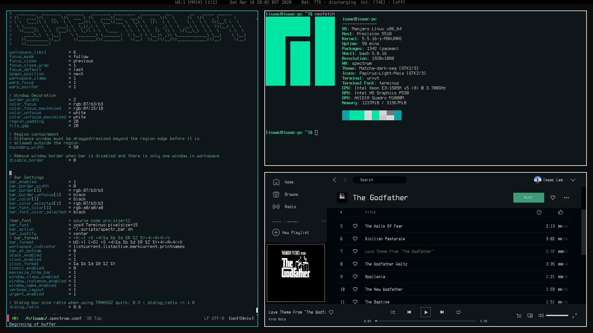 Best Linux Distro And Desktop Environment Combinations