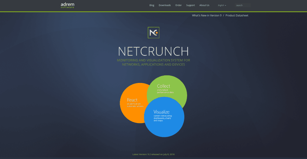 AdRem NetCrunch - Network Monitoring System