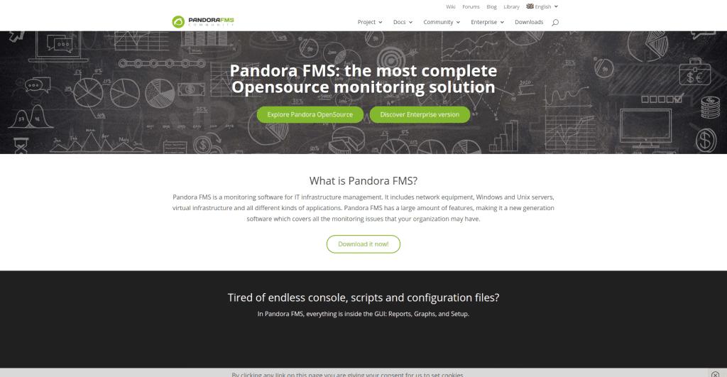 Pandora FMS Community