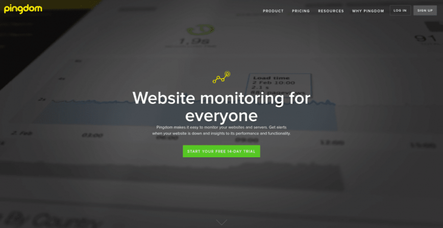 Pingdom Website Monitoring Made Easy