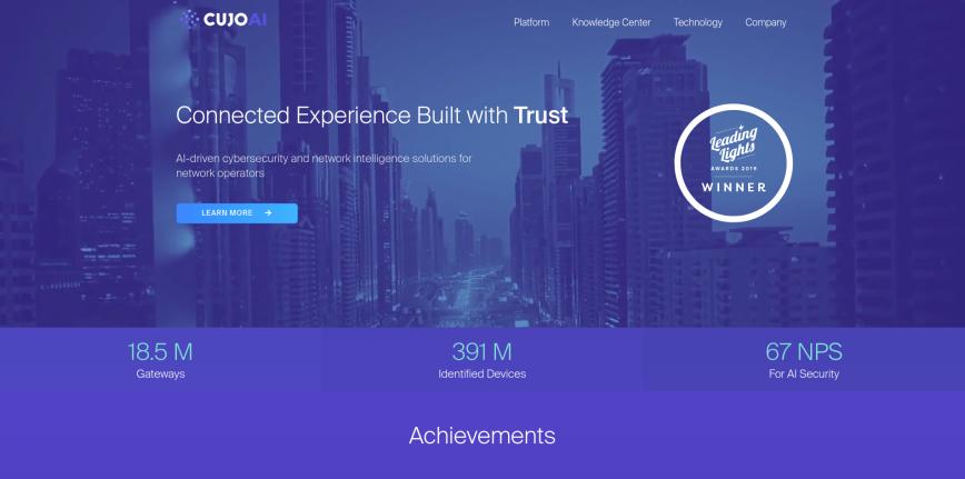 CUJO AI Platform for Network Operators – CUJO AI