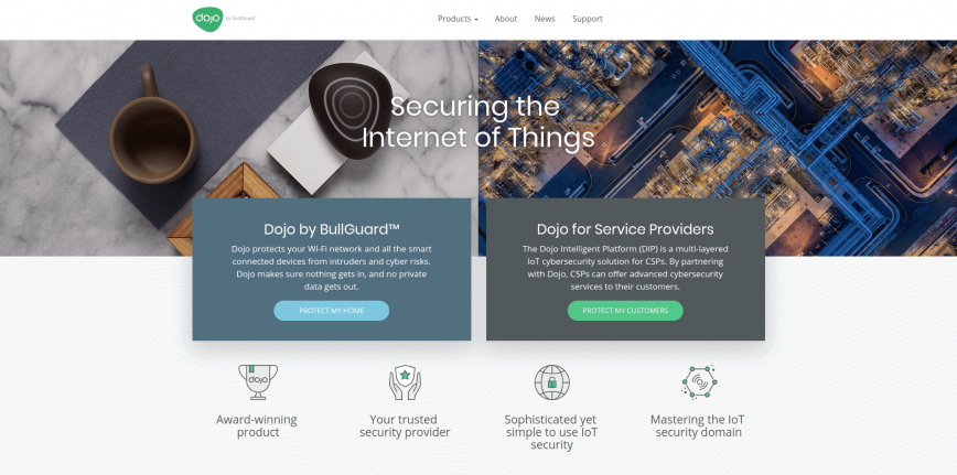 IoT Security: 42 Top Internet of Things Security Solutions