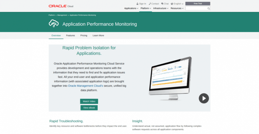 20 Top Server Monitoring & Application Performance