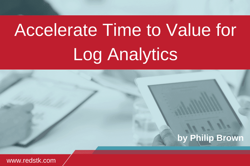 Accelerate Time to Value for Log Analytics with the Oracle Management Cloud