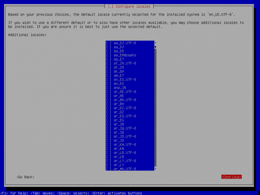 How to direct-install Debian SID rolling release using mini