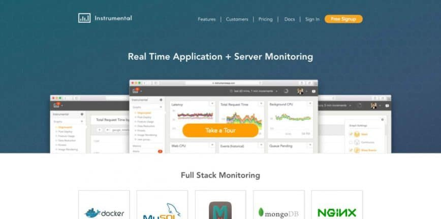 100 Top Server Monitoring & Application Performance