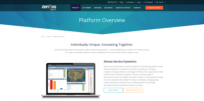 Zenoss Platform