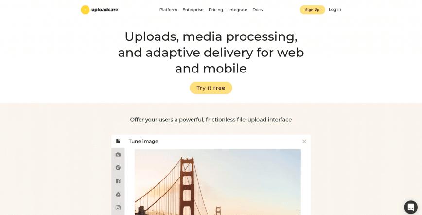 Uploadcare