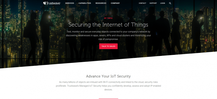 Trustwave IoT