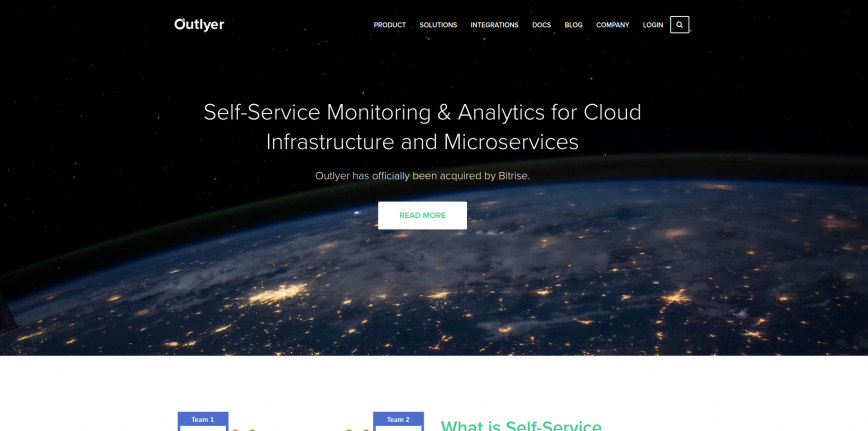 Outlyer - Cloud Scale Infrastructure Monitoring designed for customization