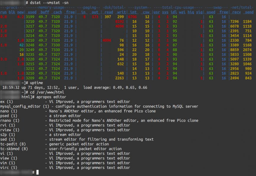 Linux commands examples part 2