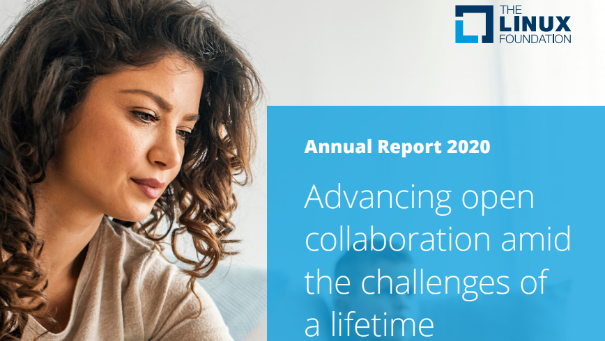2020 Linux Foundation Annual Report