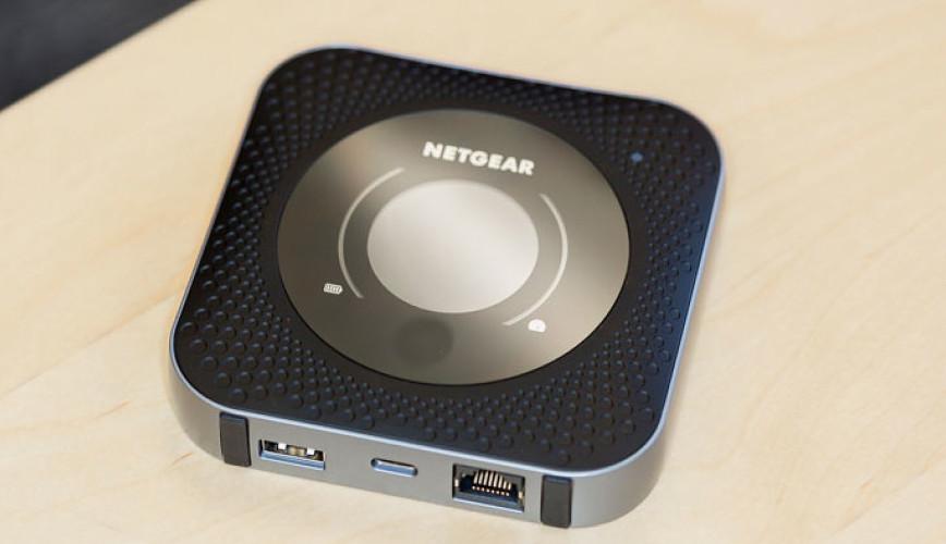 Netgear Nighthawk M1 4G LTE - modem/hotspot