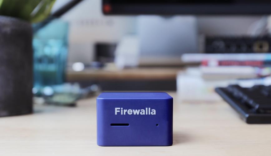 Firewalla Blue Plus - Network cybersecurity appliance